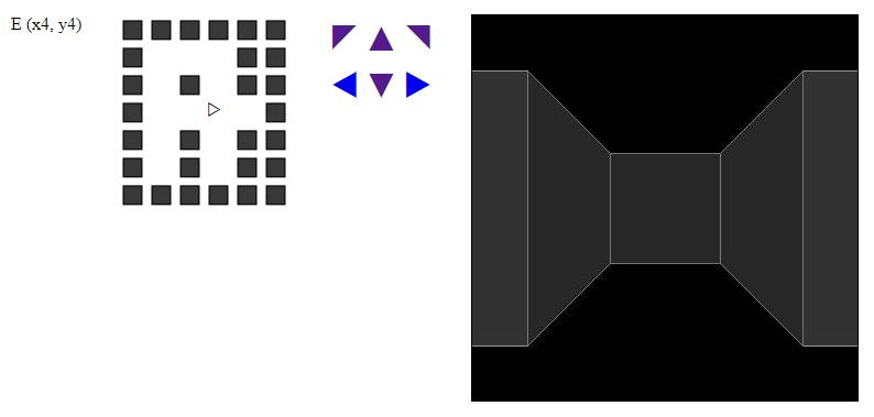 Dungeon Crawler PHP