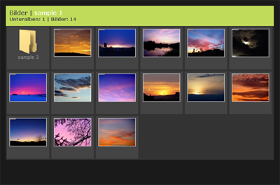 ftpGallery2 screenshot